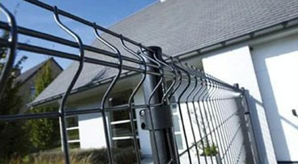 bekafor classic paneelafrastering betafence. Black Bedroom Furniture Sets. Home Design Ideas