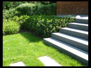 Tuintrap: bij ELS Garden Antwerpen