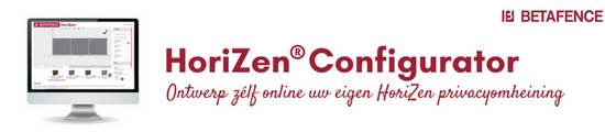 HoriZen configurator  Betafence