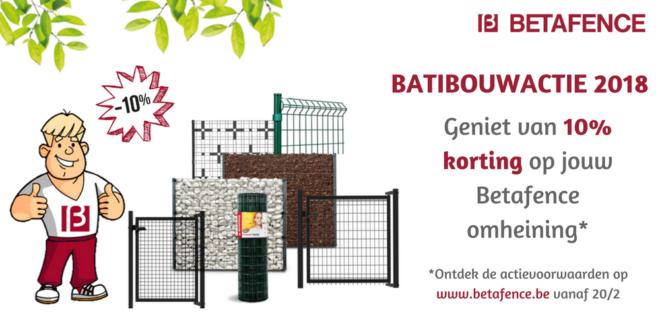 Betafence op Batibouw 2018