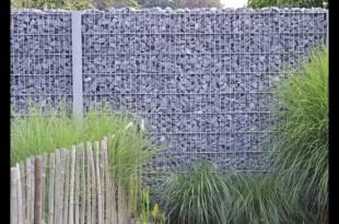 Steenkorven door ELS-Garden Laakdal steenkorven door els-garden Steenkorven door ELS-Garden voor afscheidingen in uw tuin. Gabion sur Mesure Laakdal 310x205
