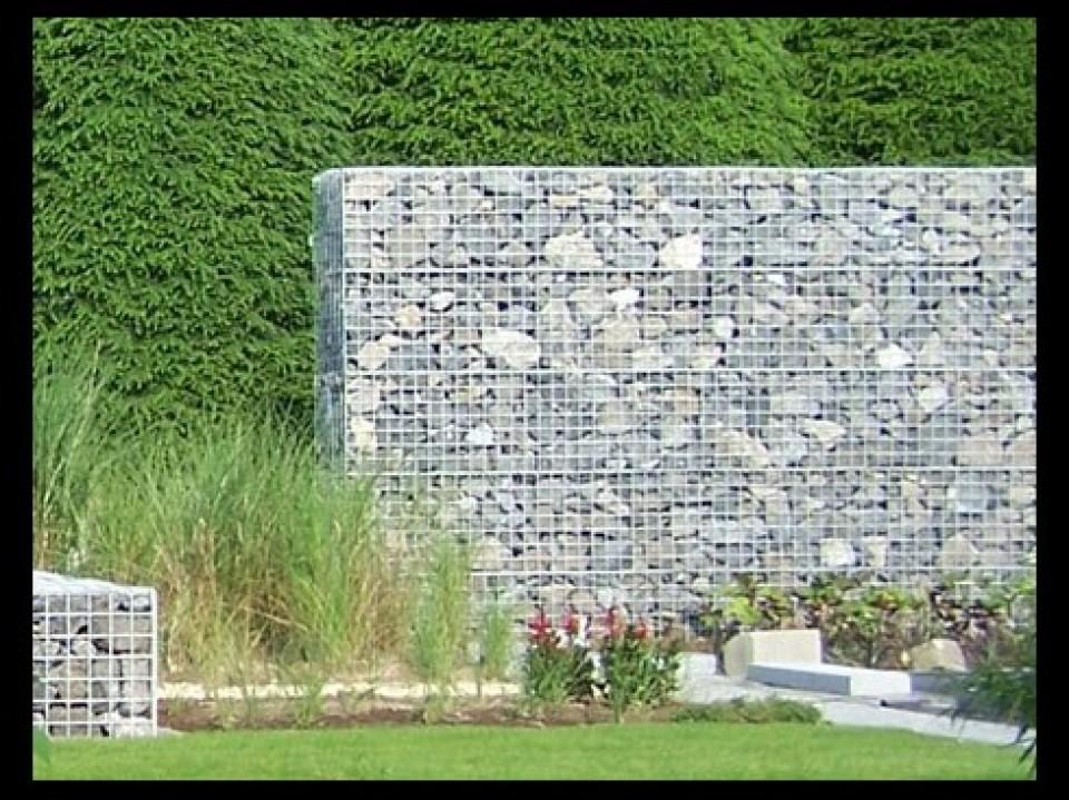 Steenkorven ELS steenkorven door els-garden Steenkorven door ELS-Garden voor afscheidingen in uw tuin. Gabion sur Mesure Laakdal1 960x600