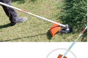 Onkruid Verwijderen, Gereedschap, Kubota Uw tuin trimmen met gereedschap van Kubota debroussailler avec les outils proposes par kubota 310x205