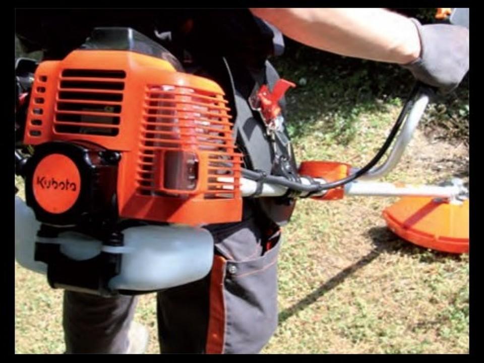 Onkruid Verwijderen, Gereedschap, Kubota Uw tuin trimmen met gereedschap van Kubota debroussailler avec les outils proposes par kubota1 960x600