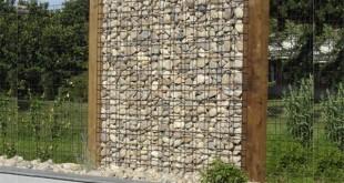 Zenturo® gevulde wand Betafence zenturo® gevulde wand betafence Zenturo® gevulde wand Betafence gabions mur en pierre clotures betafence 310x165