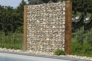 Zenturo® gevulde wand Betafence zenturo® gevulde wand betafence Zenturo® gevulde wand Betafence gabions mur en pierre clotures betafence 310x205
