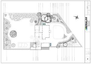 Tuinontwerp Brabant, Houten Terras Houten Terras bij Geralds plan amenagement de jardin avec geralds 300x212 Houten Terras Houten Terras bij Geralds plan amenagement de jardin avec geralds 300x212