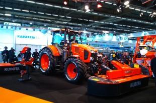 kubota-landbouwtractornieuw, prijs Een nieuwe landbouwtractor van Kubota tracteur agricole kubota neuf2 310x205