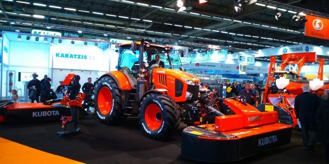 kubota-landbouwtractornieuw, prijs Een nieuwe landbouwtractor van Kubota tracteur agricole kubota neuf2 660x330