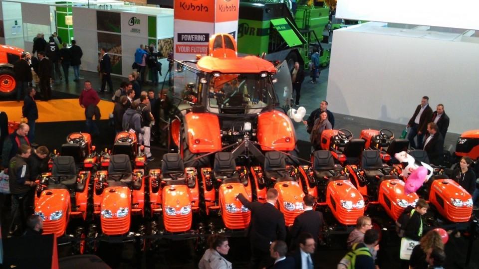 kubota-landbouwtractornieuw, prijs Een nieuwe landbouwtractor van Kubota tracteur agricole kubota neuf3 960x600
