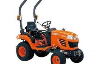 Een veelzijdige Kubota-tractor Een veelzijdige Kubota-tractor tracteur kubota polyvalent 310x205