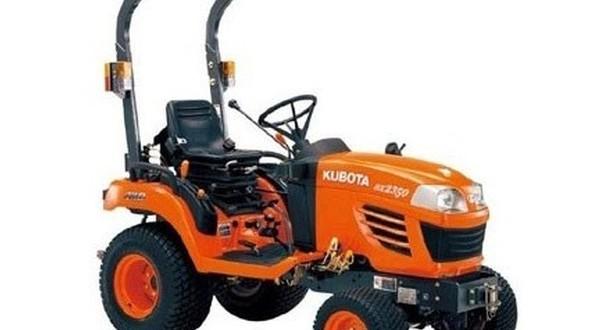 Een veelzijdige Kubota-tractor Een veelzijdige Kubota-tractor tracteur kubota polyvalent 600x330