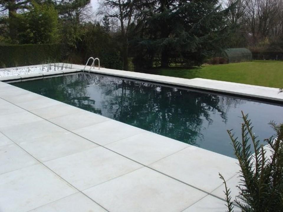 Zwemvijver Tuin Zwemvijver Tuin bij Geralds une piscine naturelle avec geralds1 960x600