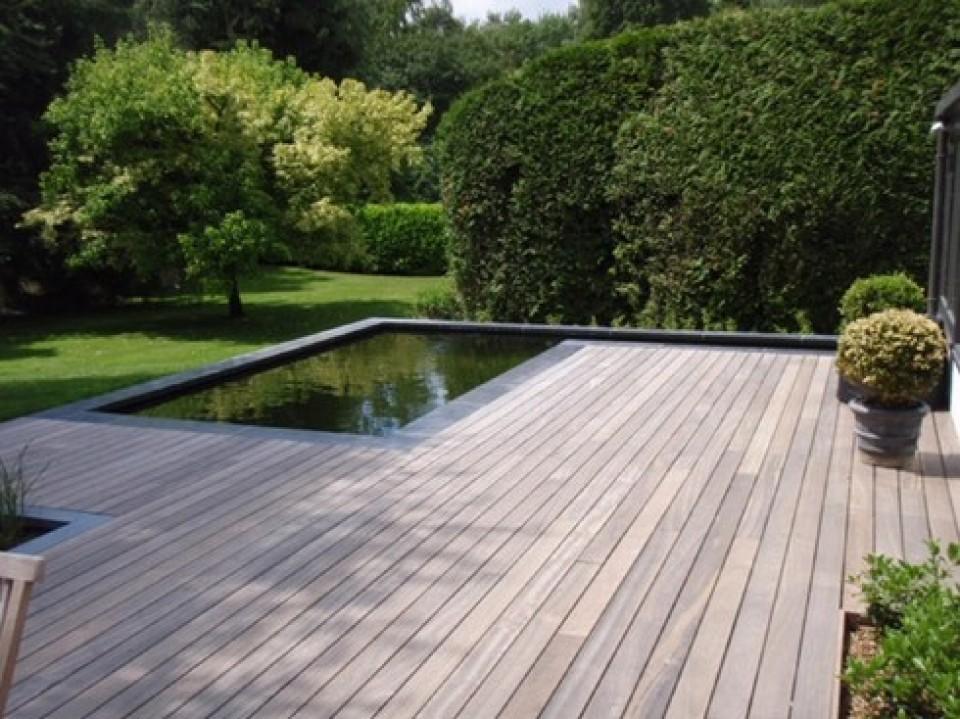 Houten Terras Houten Terras bij Geralds une terrasse en bois avec geralds2 960x600