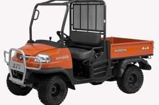 Kubota Utility Vehicle RTV 900, Prijs Een Kubota utility vehicle voor een schappelijke pr vehicule utilitaire kubota a bon prix 310x205