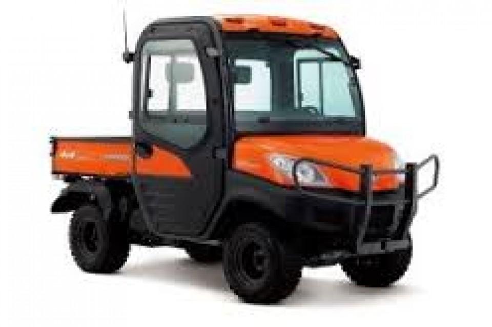 Kubota Utility Vehicle RTV 900, Prijs Een Kubota utility vehicle voor een schappelijke pr vehicule utilitaire kubota a bon prix3 960x600
