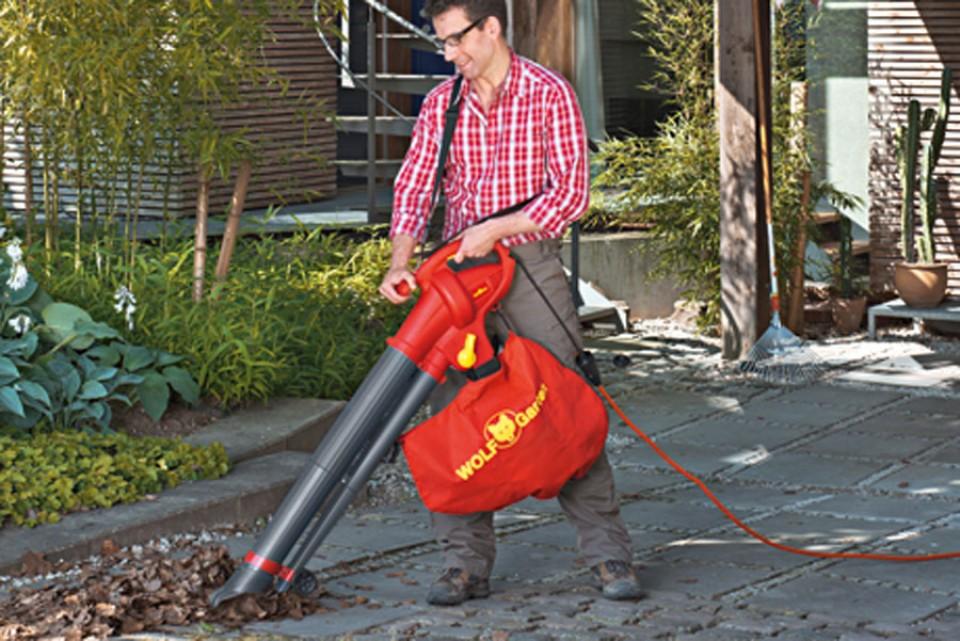 elektrische bladblazer van wolf-garten Elektrische Bladblazer WOLF-Garten Elektrische Bladblazer WOLF Garten 2 960x600