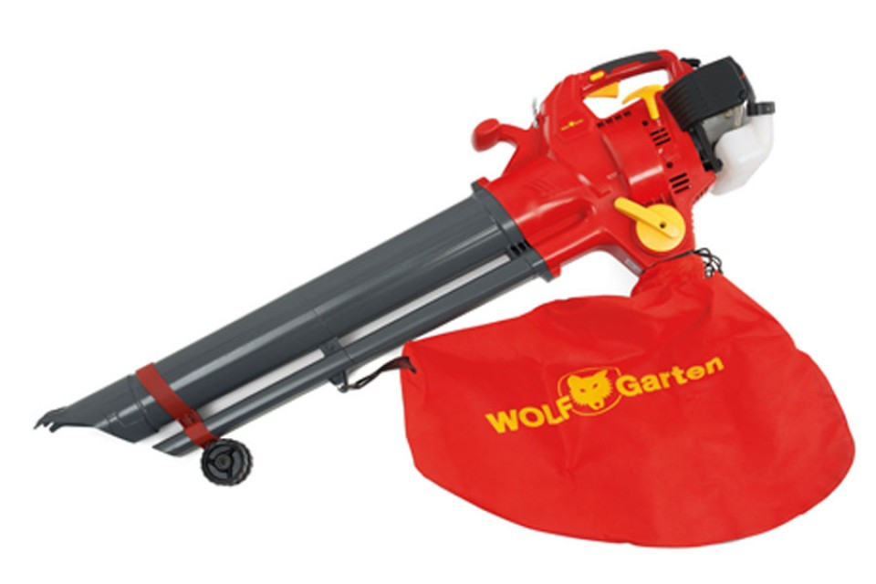 elektrische bladblazer van wolf-garten Elektrische Bladblazer WOLF-Garten Elektrische Bladblazer WOLF Garten 3 960x600