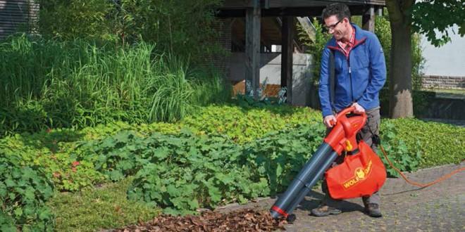 elektrische bladblazer van wolf-garten Elektrische Bladblazer WOLF-Garten Elektrische Bladblazer WOLF Garten 660x330