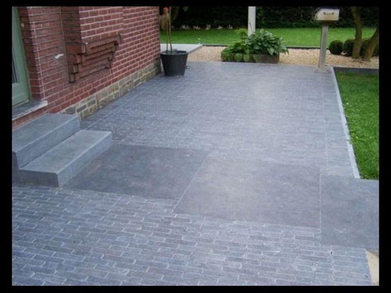 Terrastegels: ELS Garden terrastegels-els-garden ELS-Garden helpt u bij de aanleg van uw terrastegels. Dallage de terrasse Laakdal4 960x600 960x600