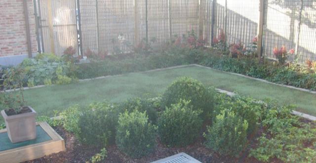 Inspirerende tuinafsluitingen: Betafence cloture beta 640x330
