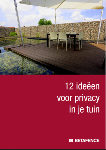 auto draft Betafence maakt privacy ook trendy. BENL 2019 PRIVACY TUIN 212x300